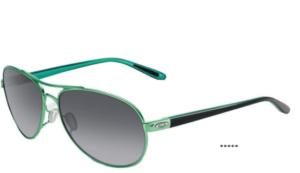 3: Aviator Meta Oakley Women's OO4079 Tennis Sunglasses( Bright Lenses)