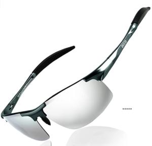 5: Men's Sports DUCO Polarized Tennis Sunglasses( Stability)