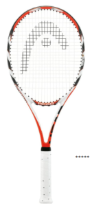 That racquet has the added improvement of the intermediate microgel technology that previous designs did not. This silicone-based substance is spread evenly along with the complete structure of the racquet.