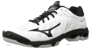 These amazing pairs of shoes by Mizuno have a parallel wave plate that will manage lateral stability. The design is made to ensure that they perform well in the court.