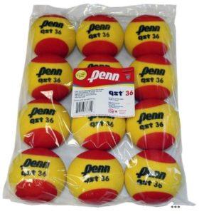 Penn 36 QST tennis balls (Good quality)