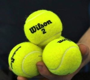 Wilson championship high altitude Tennis balls (Durable)