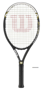 That intermediate racquet of 5.3 was composed to produce good stability of both power and power, providing it with some of the features of a pure player's racquet and any tricks in the game development division.