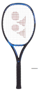 That EZONE 100 is built for intermediate and skilled players who want a manoeuvrable player's racquet with easy targeting. Like its predecessor, that racquet controllable power gives a method for forwarding and accurate ball striking.