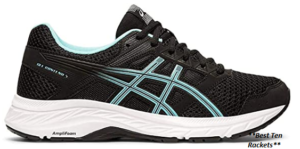 ASICS Gel-Contend 5 Women's Running Shoes (Flexible)