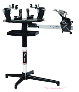 Gamma Professional Tennis Racquet Stringing Machine (Efficient for work)