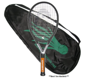 HEAD Ti.S6 Strung with Cover Tennis Racket (Long-lasting)