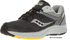 Saucony Men's Cohesion 10 Running Shoe (Excellent Mesh)