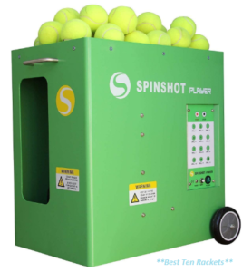 Spinshot-Player Tennis Ball Machine (Best seller ball machine)