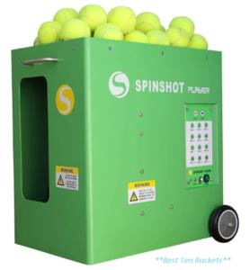 Spinshot-Player Tennis Ball Machine (Best seller ball machine)