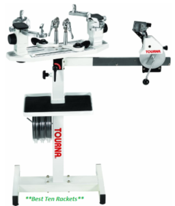 Tourna 300-CS Crank Stringing Machine (Durable)