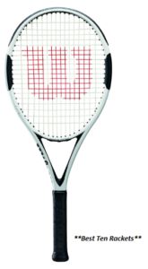 Wilson H6 Tennis Racket ( Best For beginners )