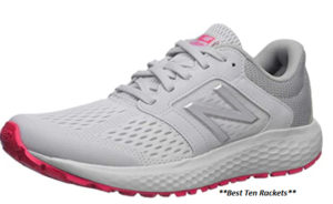 New Balance Women's 520v5 Cushioning Running Shoe (Durable)