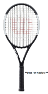Wilson Pro Staff Team Tennis Racket ( best Reliable )
