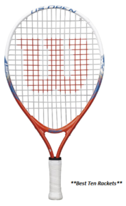 Wilson US Open 23 Tennis Racket ( Best Lightweight )