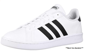 Adidas Women's Grand Court Sneaker (Good laces)