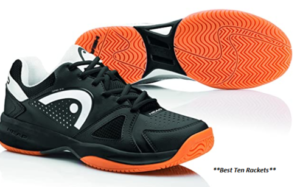 HEAD Men's Grid 2.0 Low Racquetball/Squash Indoor Court Shoes