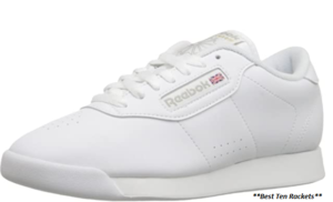 Reebok Women's Princess Sneaker (Leather made)